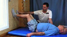 Dolor de rodilla. Ejercicio para la artrosis / desgaste de cartílago.