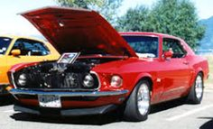 Image result for 69 mustang coupe