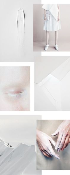 Blog Milk Blog: Moodboard soft colours skin tones