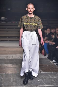 Gosha Rubchinskiy   Menswear - Autumn 2016   Look 7