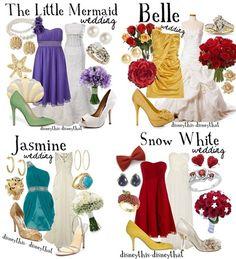 El estilo de las Princesas Disney. | El Armario de Pandora. Tu blog sobre moda online y consejos de moda.
