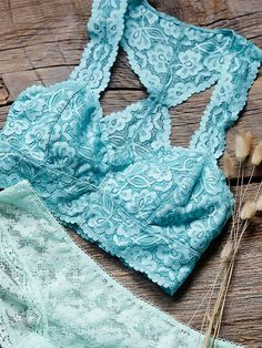 Free People Galloon Lace Racerback, $38.00