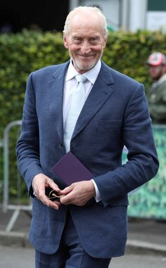 Charles Dance from Wimbledon 2016: Star Sightings  TheGame of Thrones…