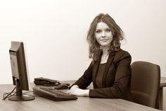 Justyna Baniewska biurko