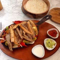 Combo Fajita - Gurme N Steak / Bahçeşehir (Prestige Mall Avm) / İstanbul  Telefn : 0 212 669 6200 Fiyat : 39 TL