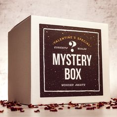 valentine day mystery box
