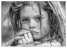 Pencil portrait drawing is an exciting art. Those who think pencil drawing are a thing of the past are very wrong. I'm sure they will change their minds when they see these amazing portrait drawings. Cool Pencil Drawings, Amazing Drawings, Pencil Art, Amazing Art, Art Drawings, Pencil Sketching, Charcoal Drawings, Awesome, Portrait Au Crayon