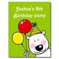 >>>Order          8th birthday party personalized invitations post cards           8th birthday party personalized invitations post cards This site is will advise you where to buyReview          8th birthday party personalized invitations post cards Online Secure Check out Quick and Easy...Cleck Hot Deals >>> http://www.zazzle.com/8th_birthday_party_personalized_invitations_postcard-239284772914011527?rf=238627982471231924&zbar=1&tc=terrest