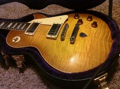 Epiphone Elitist Les Paul  Solid Mahogany Body, Solid Maple Top, Made in Japan