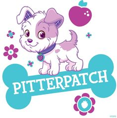 Which one of Strawberry Shortcake's has a puppy named PitterPatch? Strawberry Shortcake Characters, Friends Image, Puppy Names, Girl Themes, Bottle Cap Images, France, Coloring Book Pages, Sweet Girls, Disney Pixar