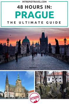 48 Hours in Prague: The Ultimate Guide