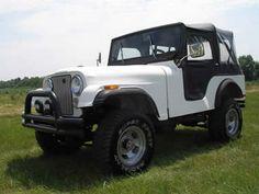 Jeep CJ5 Parts   Jeep CJ7 Parts   Scrambler Parts