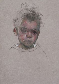 Awesome Ford 2017: nathan ford portrait pastel paintings -...  pastel, pencil.... portraits - děti