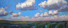 Cumulus VIII  by Zak Barnes