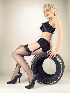 Sexy Firestone tire