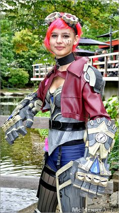 Vi (League of Legends) #Elfia2013