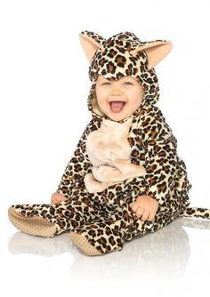 Baby Leopard by Leg Avenue