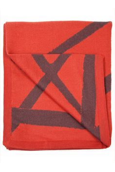 Luxe Mulholland Throw by Kelly Wearstler