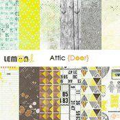 Attic Door - Lemon Owl