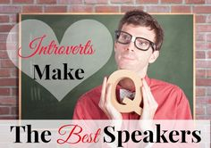 Embrace introversion as a public speaking strength @Michelle Mazur