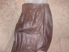 Vintage Chocolate pencil Brown Faux by PatsapearlsBoutique on Etsy, $49.99