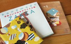kirin notebook - the blog of lara cameron: Journal cover - Japanese style
