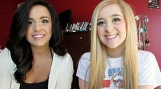 Megan and Liz<3 such amazing singers & people