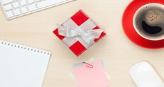 If you're among the eight out of 10 businesses that give holiday gifts to customers and business associates, it's time to start making a list and checking it twice, researchers say.
