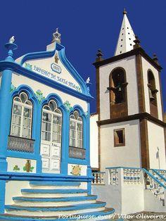Church Santa Rita - Lajes - Ilha Terceira - Portugal by Portuguese_eyes, via Flickr