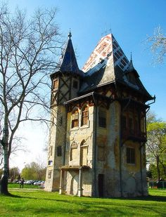 Owl Castle at Lake Palic - Vojvodina, Serbia