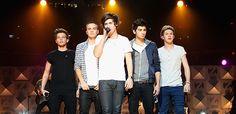 ONE DIRECTION⬆ •Niall Horan •Zayn Malik •Liam Payne •Harry Styles •Louis Tomlinson