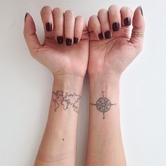 37 Incredible Wrist Tattoos You Need to See tattoos, wrist tattoos, little tattoos, cute tattoos Tiny Tattoos For Girls, Tattoo Girls, Small Tattoos, Tattoos For Women, Temporary Tattoos, Mini Tattoos, Trendy Tattoos, Unique Tattoos, Body Art Tattoos