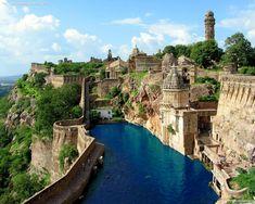 Benteng, Chittorgarh, India