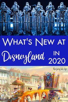 Here's What's New at Disneyland in - This Fairy Tale Life - Früchte im Garten Downtown Disney Restaurants, Downtown Disney California, Downtown Disney Orlando, Disney California Adventure, Disneyland Tickets, Disneyland Tips, Disneyland Resort, Disneyland Christmas, Disneyland Paris