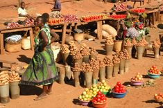 Malawi Market - Top 10 Unforgettable Malawi Experiences