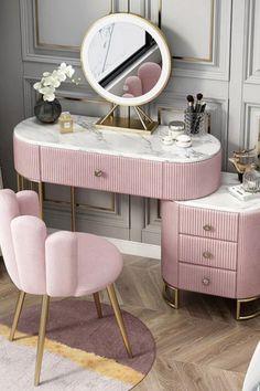 Modern Luxury Bedroom, Luxury Bedroom Design, Room Design Bedroom, Home Room Design, Luxurious Bedrooms, Diy Bedroom Decor, Home Bedroom, Home Decor, Nordic Bedroom