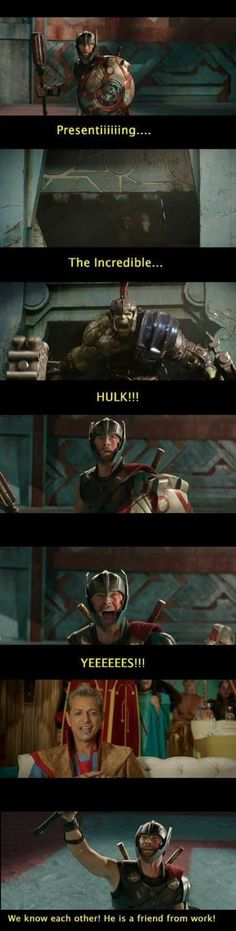 Funny Pictures | Memes | Thor | Hulk
