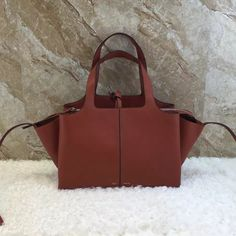 cecc7e94b45 Celine TRI-FOLD MEDIUM TRI-FOLD BRICK SUPPLE NATURAL CALFSKIN SHOULDER BAG  43342 size  32x13x23cm 01030C13 whatsapp +8615503787453   Celine bag    Pinterest ...