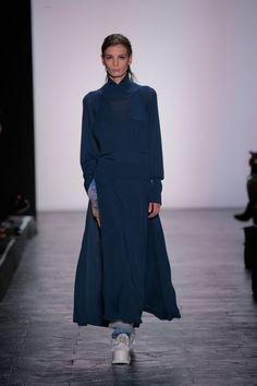 New York Fashion Week S/S 16 - Liz Li & Bom Kim - Look 4 - Image by Getty Images