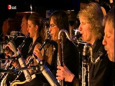 ROY HARGROVE & THE WDR BIG BAND AT LEVERKUSEN 2007 (+playlist)
