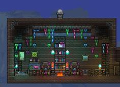 Weekly Building Contest Thread - Bedrooms : Terraria