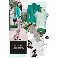 UNIQUE, created by valentina-agnese on Polyvore