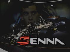 Ayrton Senna SEMPRE - 20 anos - Lotus JPS 98T
