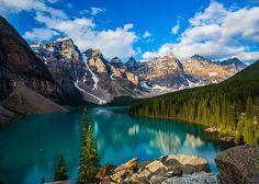 Buy Sunrise at Moraine lake by puttsk on PhotoDune. Sunrise at Moraine lake with in the valley of ten peaks, Banff national park, alberta, canada Moraine Lake, Lac Canada, Alberta Canada, Banff Canada, Banff Alberta, Canada North, Rocky Mountains, Valley Of Ten Peaks, Parc National De Banff