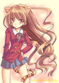 Introducing Some Cute Anime School Girls Vanilla Ver Anime Anime Neko Kawaii Anime