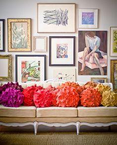 love the picture arrangement...