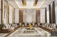 Mixed pattern, Marble and wood give Layered depth of the senses. Designed by Maram Group Co. Contact us: Kuwait - Hawalli, Ibn Khaldoun St. Al-Nafisi Complex Living Room Sofa Design, Living Room Decor Furniture, My Living Room, Interior Design Living Room, Living Room Designs, Furniture Projects, Furniture Makeover, Diy Furniture, Modern Furniture