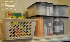 Task 20 - Declutter 52 Things in 52 Weeks Challenge: Organise first aid supplies
