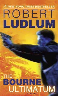 The Bourne Ultimatum (Jason Bourne Book #3) by Robert Ludlum  ISBN 978-0345538215