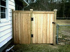 Modern Wood Fence Gates With Image Of Euglena Biz